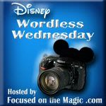 "Wordless Wednesday — Disney Letter ""E"""