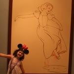 Hollywood Studios Thursday's — Posing Like Snow White