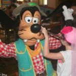Animal Kingdom Monday's — Goofy and Sophie