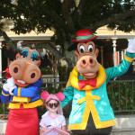 Clarabelle Cow and Horace Horsecollar – 27 Days Til Disney!