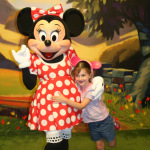 Sophie and Minnie Mouse – 26 Days Til Disney!