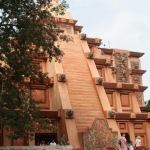 World Showcase: Mexico Pavilion