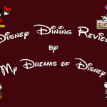 Sophie's Favorite Disney Character Meals