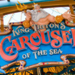 83 Days til Disneyland – King Triton's Carousel!