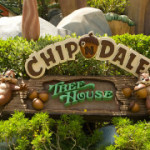 72 Days til Disneyland – Chip 'n Dale Treehouse!