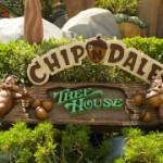 72 Days til Disneyland – Chip 'n Dale Treehouse!