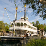 76 Days til Disneyland – Mark Twain Riverboat!