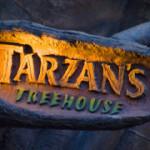 63 Days til Disneyland – Tarzan's Treehouse!