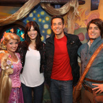 45 Days til Disneyland – Rapunzel and Flynn Rider!