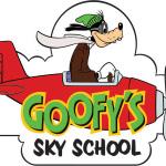 33 Days til Disneyland – Goofy's Sky School!