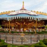 30 Days til Disneyland – King Arthur Carrousel!