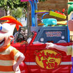 22 Days til Disneyland – Phineas and Ferb's Rockin' Rollin' Dance Party!