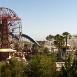 Paradise Pier in Pictures