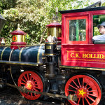 13 Days til Disneyland – Disneyland Railroad!