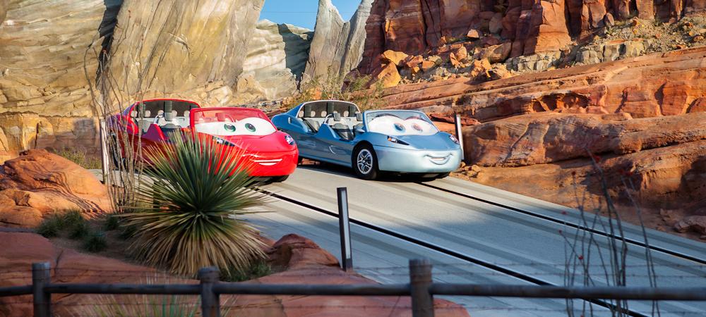 Cars Theme Park Los Angeles