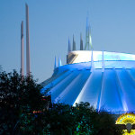 10 Days til Disneyland – Space Mountain!