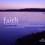 Prayers for the Week – Faith