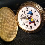 My new Disney Pocket Watch!