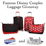 Horace Horsecollar and Clarabelle Cow – My Famous Disney Couple and an {American Tourister Giveaway}!