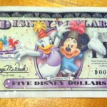 95 Days: Collecting Disney Dollars