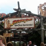 38 Days: Indiana Jones Epic Stunt Spectacular