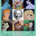 #DisneyTrivia – Eric Larson