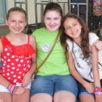 Sophie, Miss J, and Riley – Best Friends!
