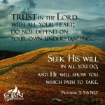 Prayers for the Week: Trust in the Lord