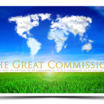 Prayers for the Week – The Great Commission