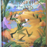 Book Review: The Grasshopper and the Ants by Margaret Wise Brown