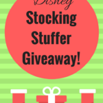 Stocking Stuffer Giveaway by Disney in Your Day!
