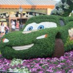 Exploring the Epcot International Flower & Garden Festival
