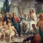 Prayers for the Week: Jesus' Triumphant Entry