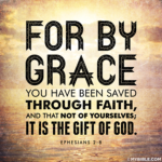 Prayers for the Week – Saved by Grace