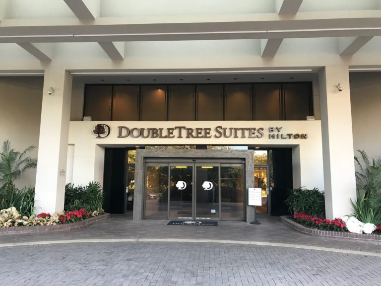 Hotel Review: DoubleTree Suites by Hilton Orlando