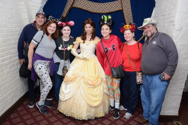 Memories from Disney at Thanksgiving
